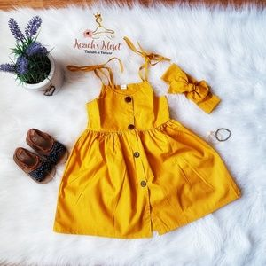 Other - NEW Goldie baby girl dress